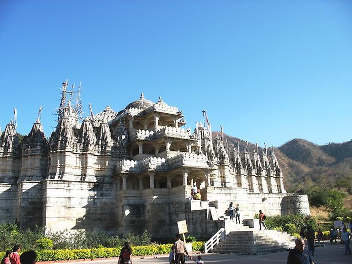 Храмовий комплекс Ранакпура (6)