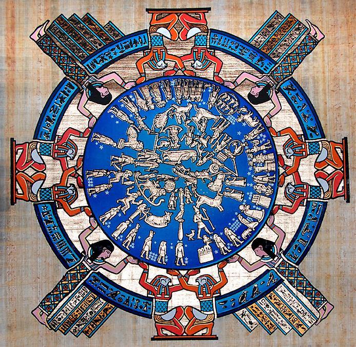 Мистецтво древніх календарів (5)