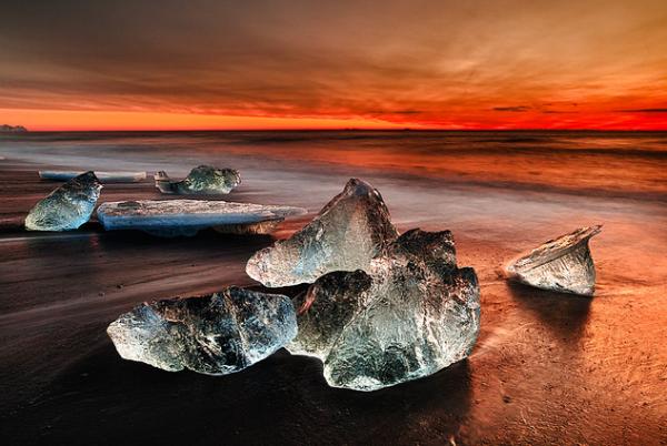 Лагуна Льодовиків в Ісландії (7)