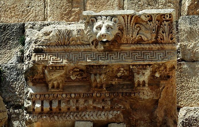 Історичний Баальбек і його древні храми (6)