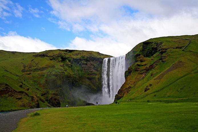 Скогафос - найзнаменитіший водоспад Ісландії (3)