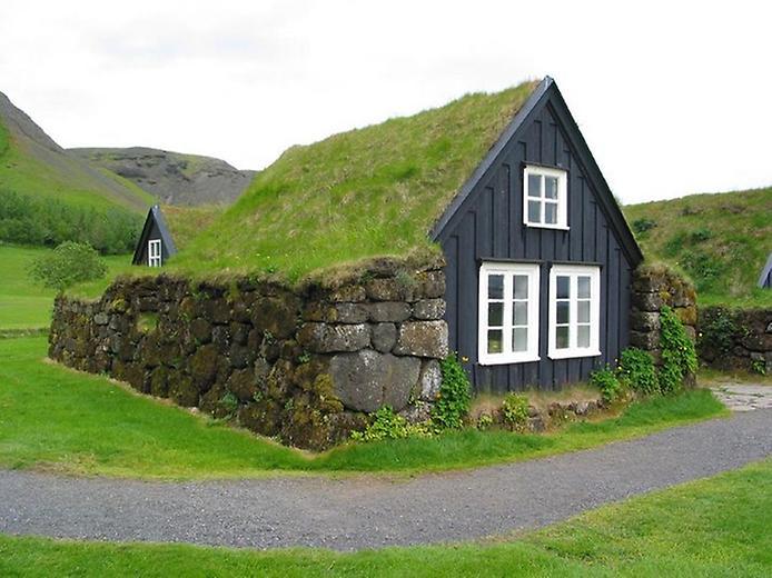 Традиційні будинки Ісландії (5)