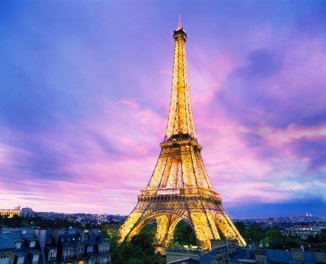Подорож у найкрасивіше і найтаємничіше місто в світі. Подорож в мрію - в Париж. (2)