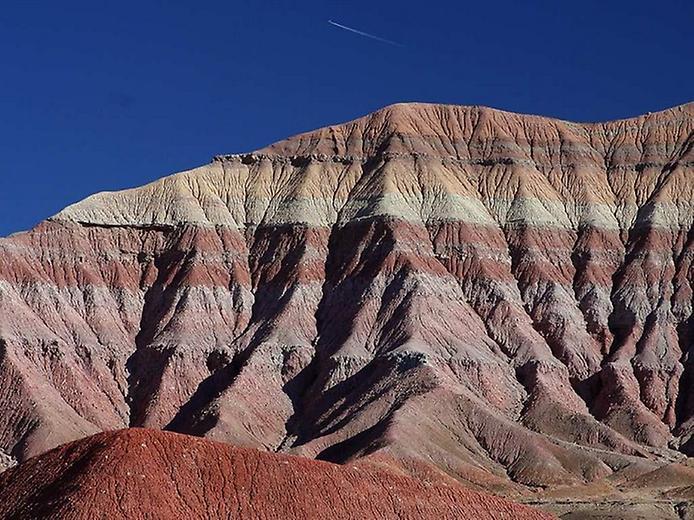 Кольорова пустеля на плато Колорадо (5)