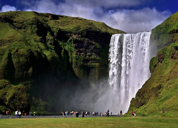 Скогафос - найзнаменитіший водоспад Ісландії (2)