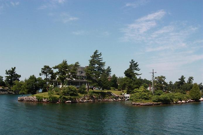 Тисяча островів річки Сент-Лоуренс (7)