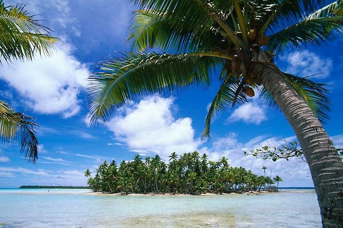 Острови Туамоту. Найбільший ланцюг атолів в світі (5)