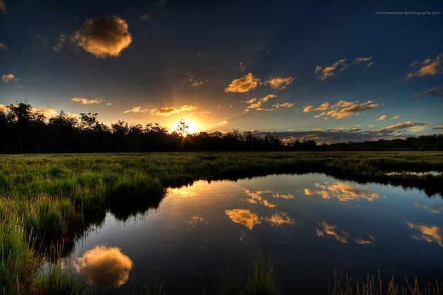 Захід сонця і його пишність (4)