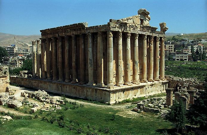 Історичний Баальбек і його древні храми (5)