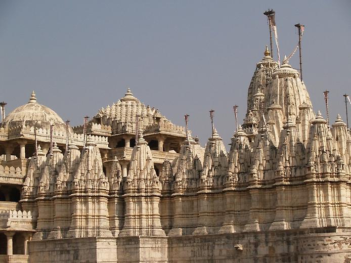 Храмовий комплекс Ранакпура (4)