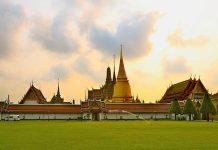 Храм Смарагдового Будди. Ват Пхра Кео (2)
