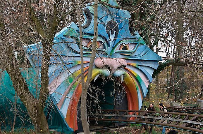 Покинутий парк розваг Плантервальд (11)