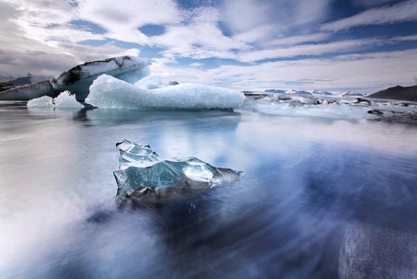 Лагуна Льодовиків в Ісландії (5)
