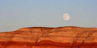 Кольорова пустеля на плато Колорадо (4)