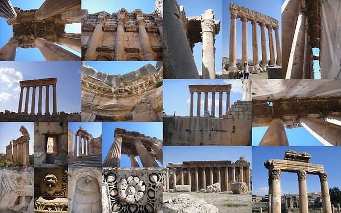 Історичний Баальбек і його древні храми (4)