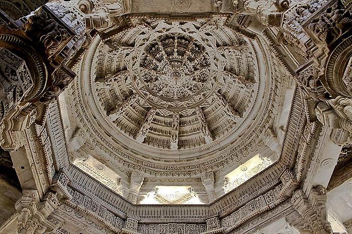 Храмовий комплекс Ранакпура (3)