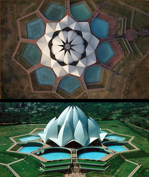 Храм Лотоса. Дивовижна квітка Нью-Делі (5)