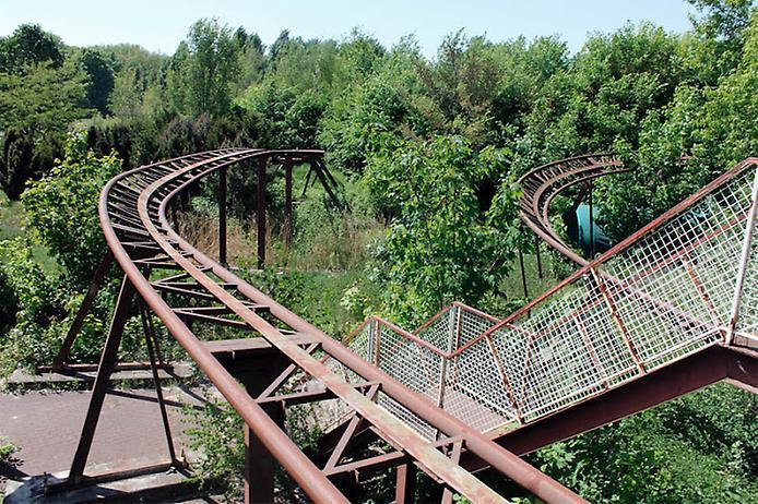 Покинутий парк розваг Плантервальд (10)