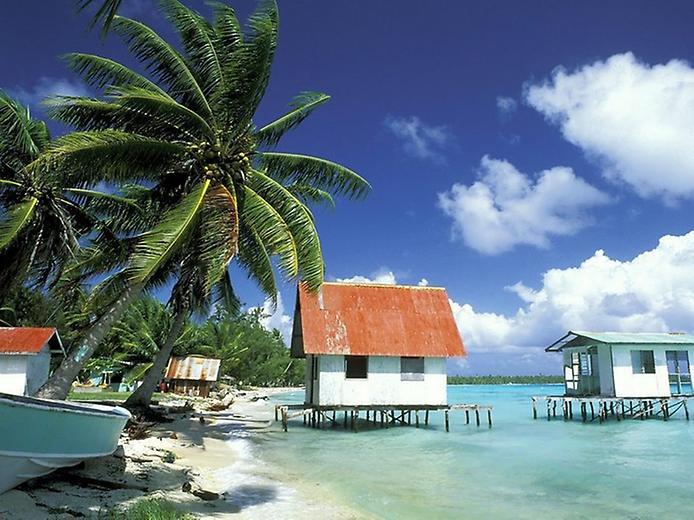 Острови Туамоту. Найбільший ланцюг атолів в світі (3)
