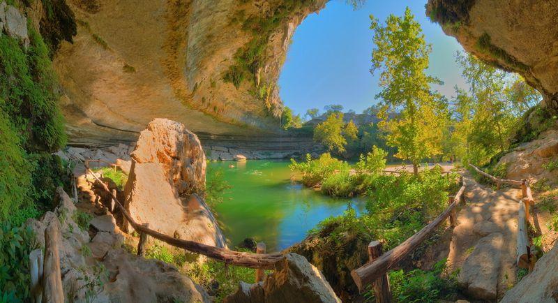 Прекрасне озеро Гамільтон Пул (7)