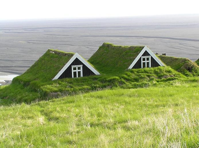 Традиційні будинки Ісландії (3)