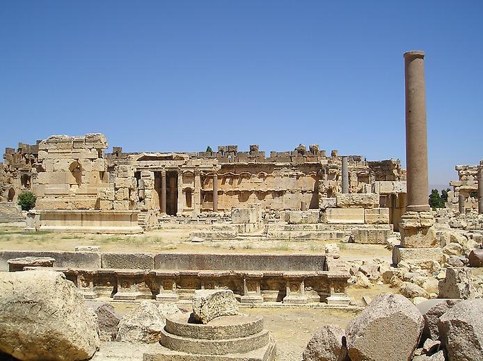 Історичний Баальбек і його древні храми (3)