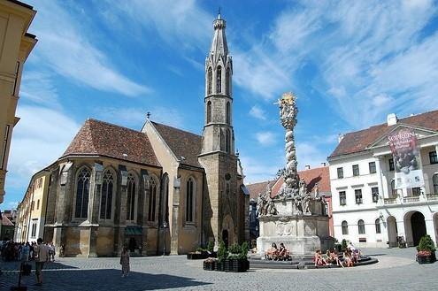 Найбільш середньовічне місто Угорщини (2)