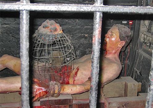 Тортури щурами