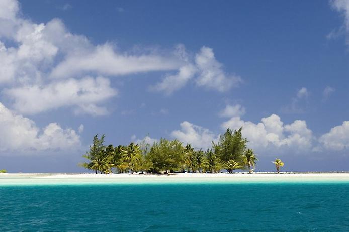 Острови Туамоту. Найбільший ланцюг атолів в світі (2)
