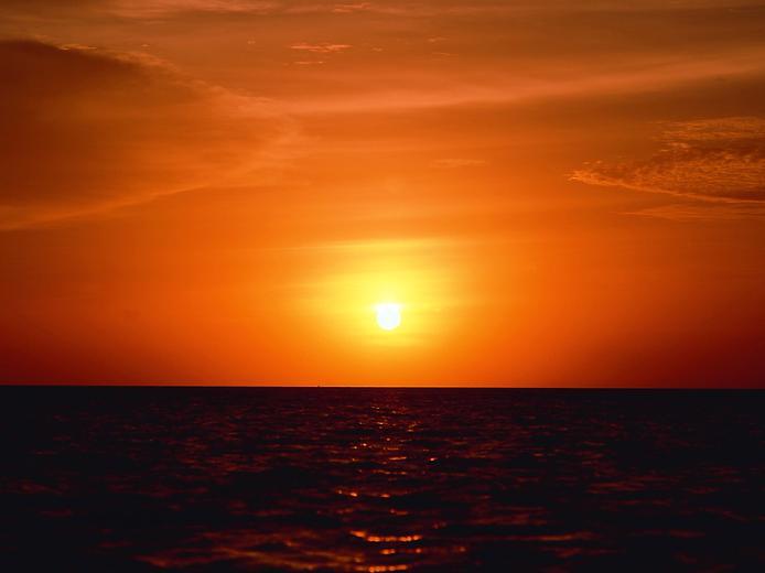 Захід сонця і його пишність (2)