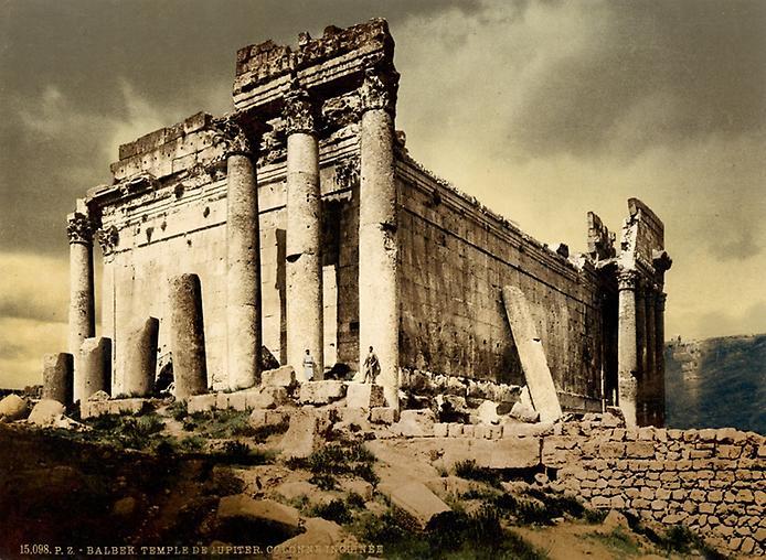 Історичний Баальбек і його древні храми (2)