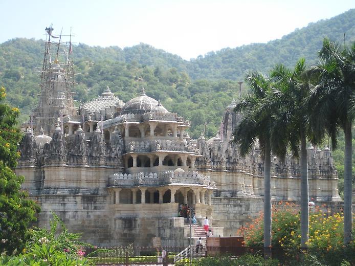 Храмовий комплекс Ранакпура (2)