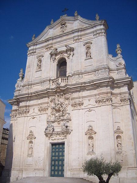 Апулія - «Каблучок італійського чобітка». Елегантне бароко Мартіна-Франка (12)