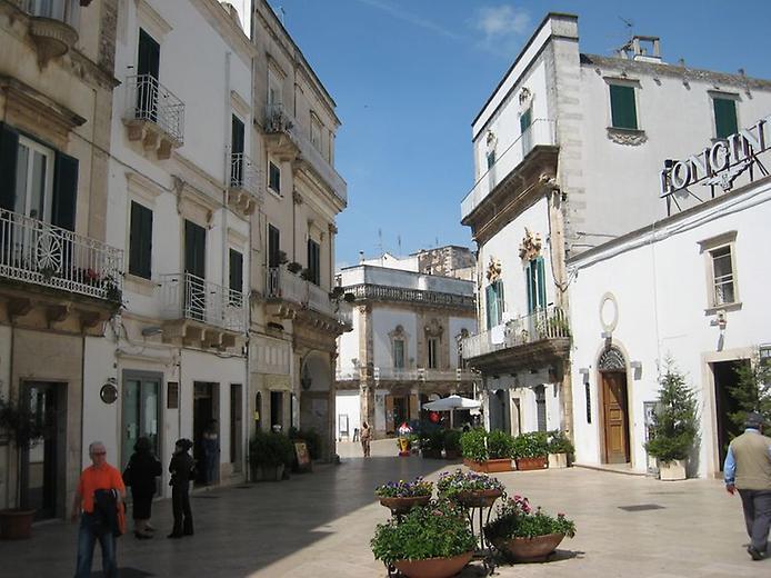 Апулія - «Каблучок італійського чобітка». Елегантне бароко Мартіна-Франка (19)