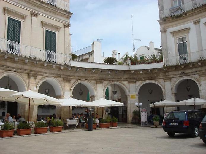 Апулія - «Каблучок італійського чобітка». Елегантне бароко Мартіна-Франка (9)