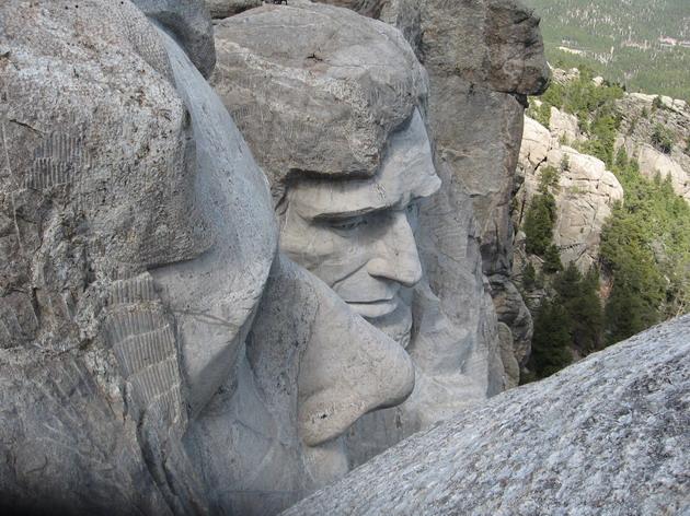 Гора Рашмор (9)