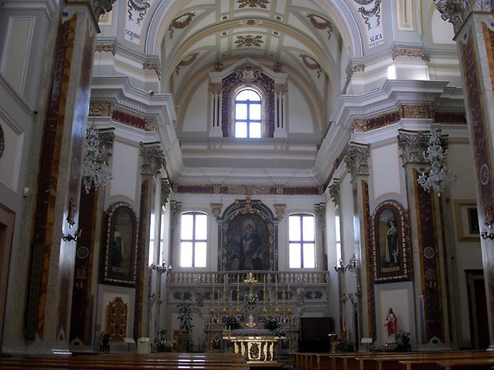 Апулія - «Каблучок італійського чобітка». Елегантне бароко Мартіна-Франка (3)