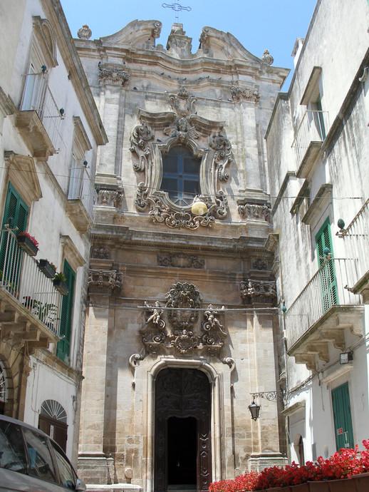 Апулія - «Каблучок італійського чобітка». Елегантне бароко Мартіна-Франка (2)