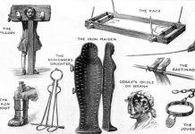 Топ 12 найстрашніших тортур (4)