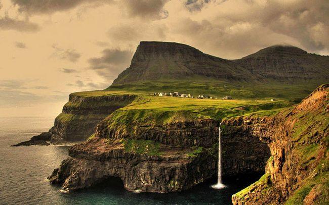 Надзвичайно красивий Фарерський архіпелаг (1)