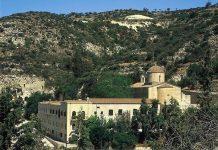 Монастир Святого Неофітоса на Кіпрі (4)