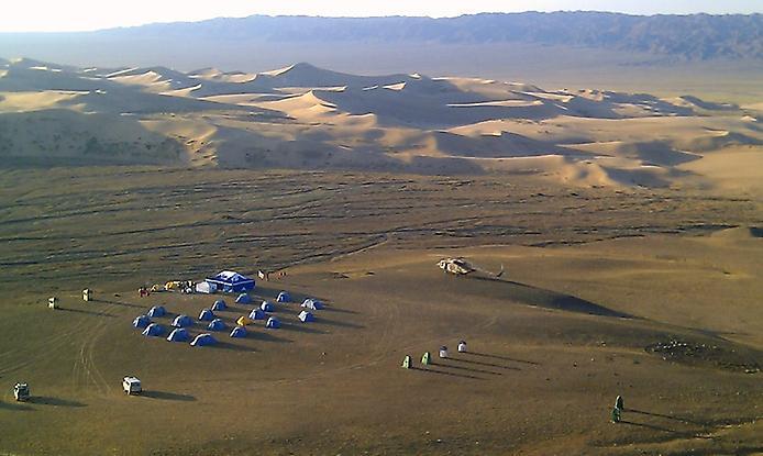 Пустеля Гобі. Найбільша пустеля Азії (1)