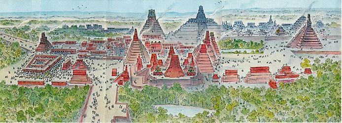 Тікаль - найбільше місто Майя (10)