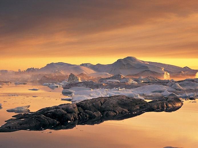 Дивовижні місцяна планеті: Залив Диско в Гренландії (8)