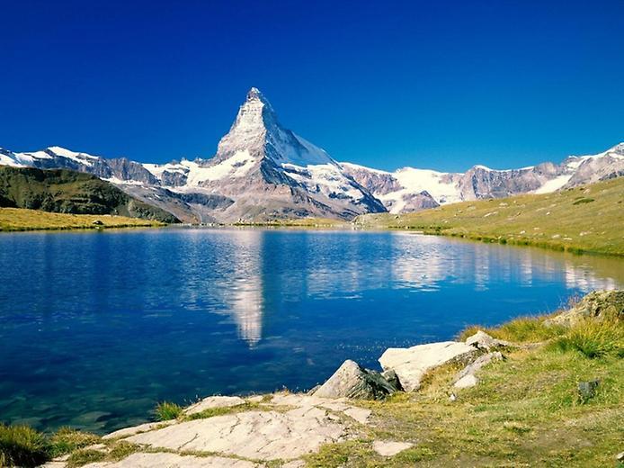 Гора Маттерхорн у Швейцарії (7)