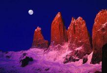 Національний парк Торрес дель Пейн в Патагонії (1)