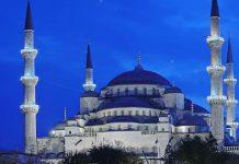 Блакитна мечеть Стамбула (7)