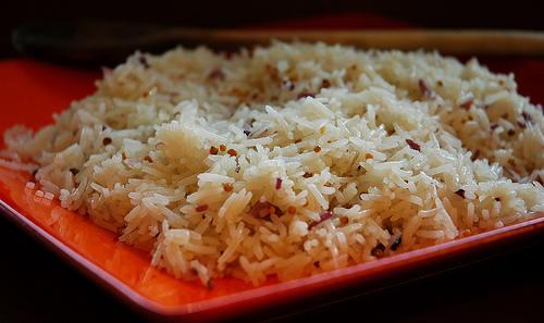 Рис - усьому голова
