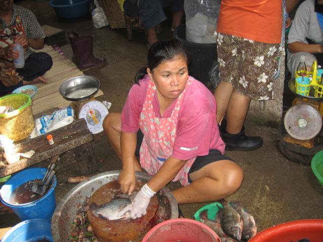 Таїланд славиться дарами моря
