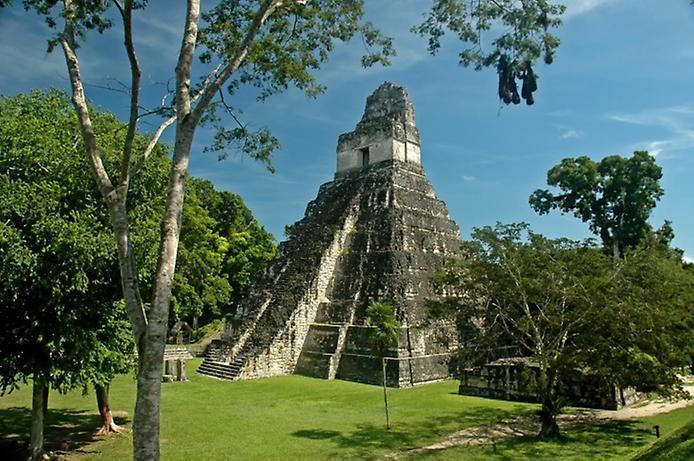Тікаль - найбільше місто Майя (1)